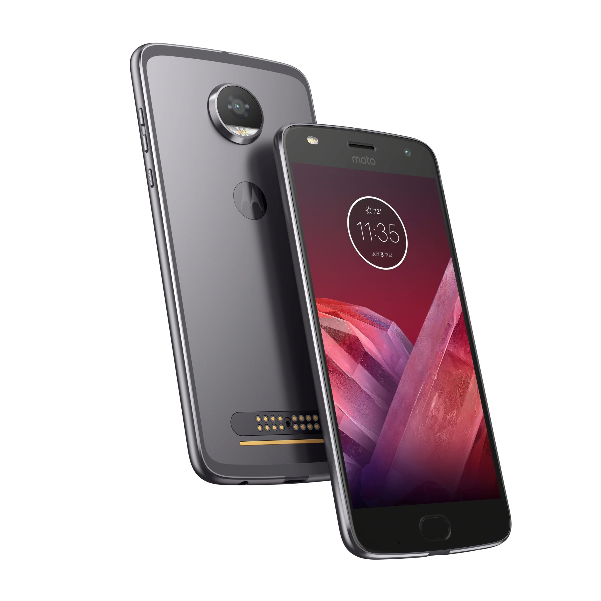 Moto Z2 Play is official and comes with new Moto Mods