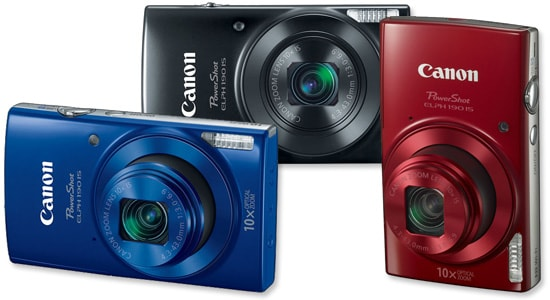 Digital Camera - Canon PowerShot ELPH 190 IS