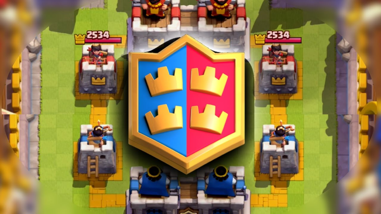 Best Clash Royale 2v2 Decks that are impossible to defeat