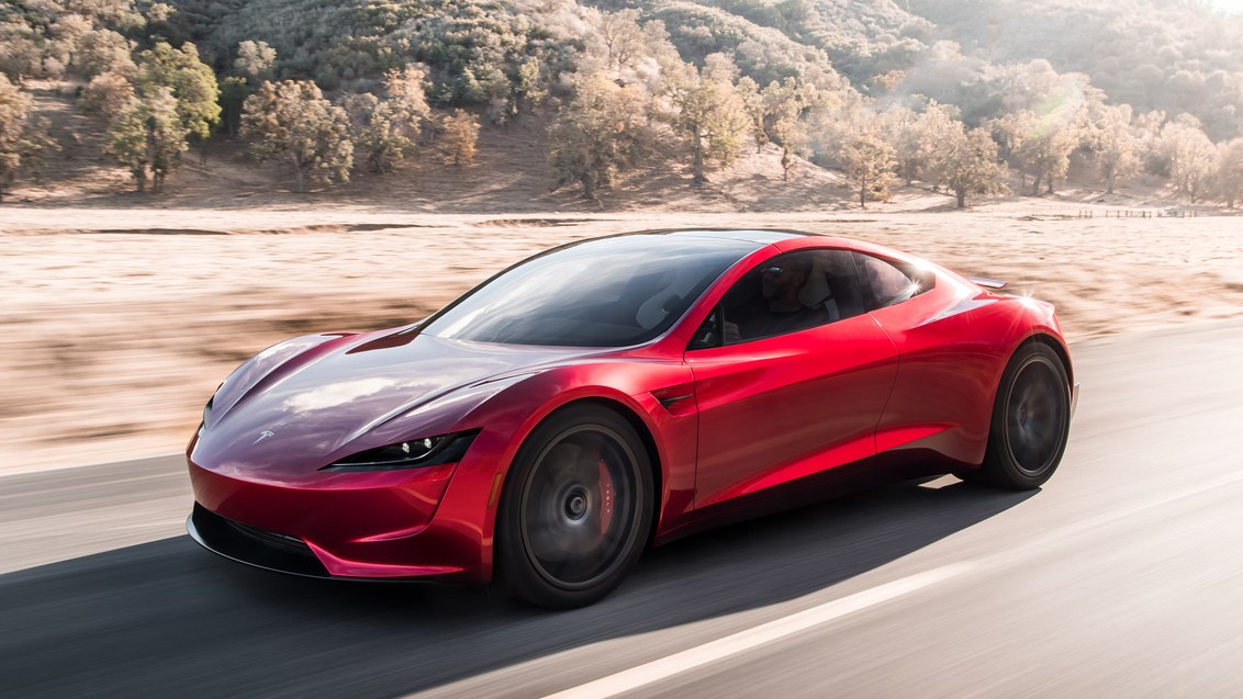 SpaceX will launch a Tesla Roadster to Mars