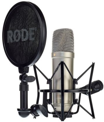 Rode NT1-A Stereo Vocal Condenser Microphones, Cardioid