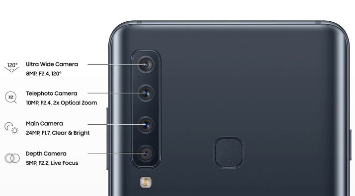 Image: Samsung Galaxy A9 Camera / maxaboutnews.com