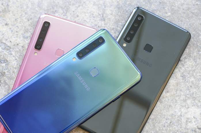Image: Samsung Galaxy A9 / digitaltrends.com