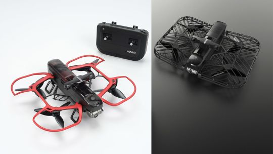 Hover 2 face detecting camera