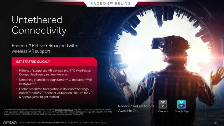 Image ReLive for VR/ amd.com