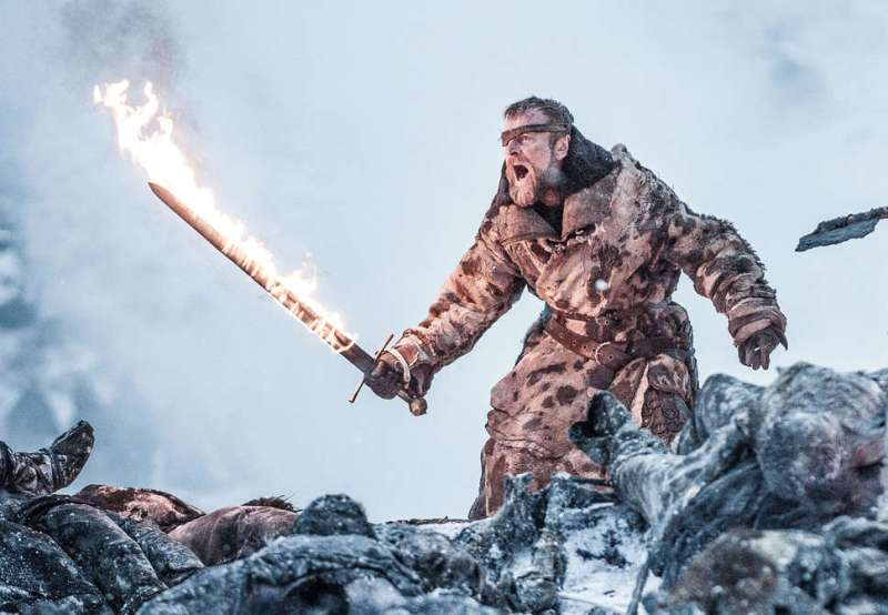 Lord Beric Dondarrion Game of Thrones