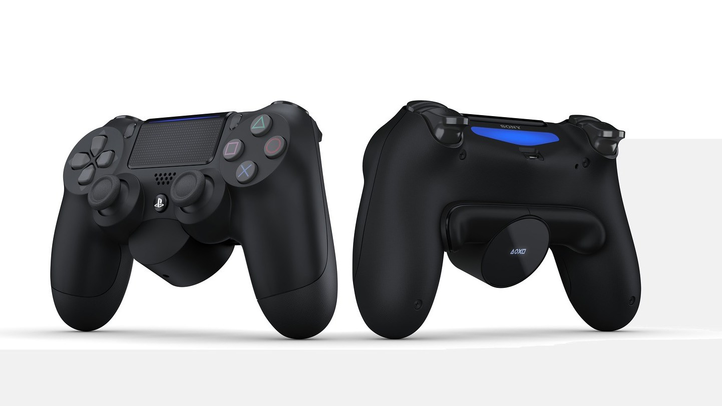 Dualshock 4 attachment