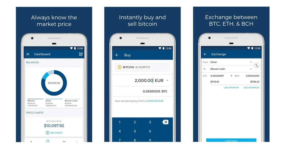 Bitcoin Blockchain Wallet