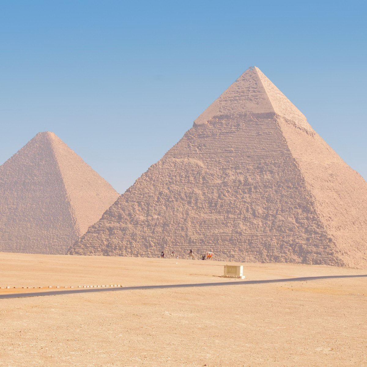 Pyramid Facts For Kids