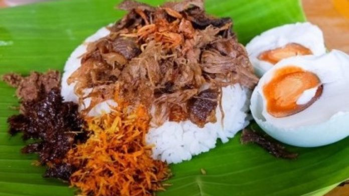 Indonesian Traditional Foods