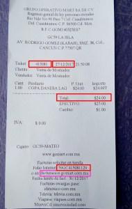 factura electronica go mart