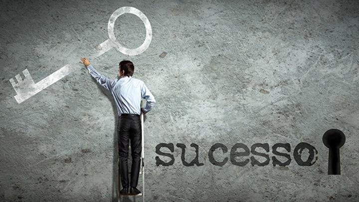 A comunicação é a chave para o sucesso