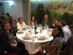 2016 Fiestas de la Inmaculada. Facultad de Farmacia de la Universidad de Salamanca