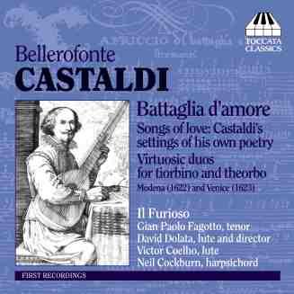 Castaldi CD Cover