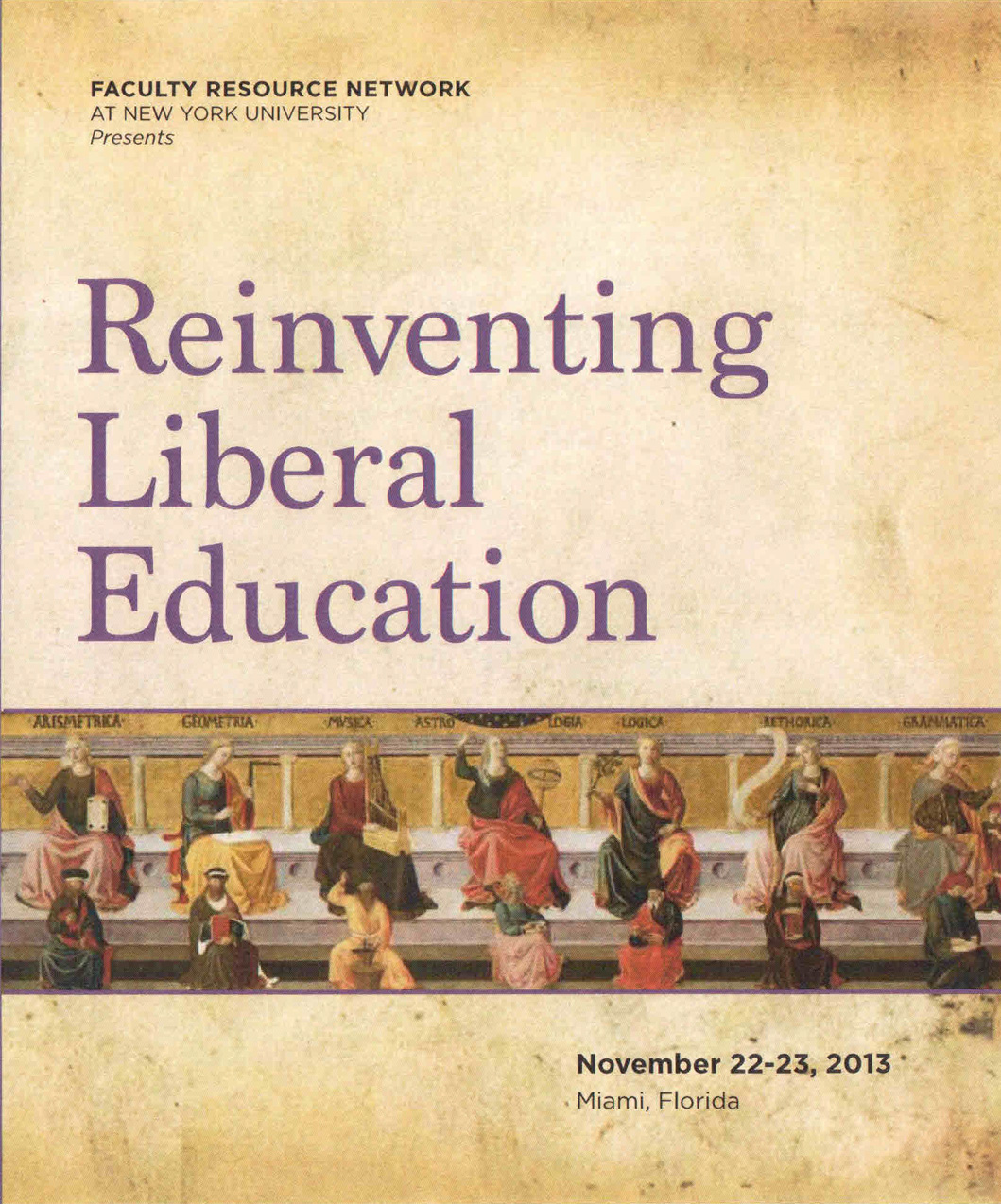 Reinventing Liberal Education