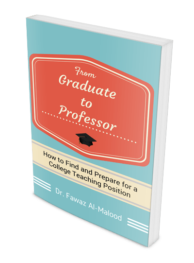 eBook Cover: From Graduate to Professor