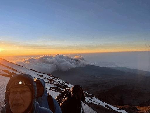 Climbing Kilimanjaro with Justin Caplan – Part 10