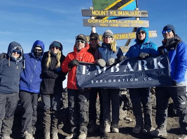 Climbing Kilimanjaro with Justin Caplan – Part 11
