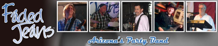 Faded Jeans - Arizona's Party Band!