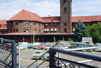 Portland Union Station. August, 1976