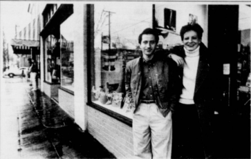 Richard and Lori Singer. Willamette Week. December, 1983.