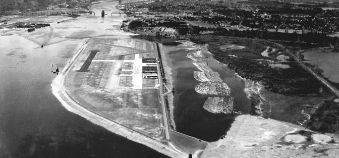 Swan Island, 1929.