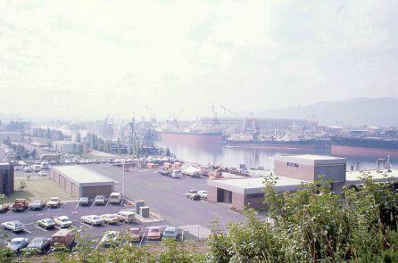 Swan Island. August 1977