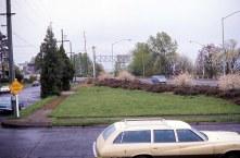 McLoughlin Blvd from SE Haig St. Portland, 1977