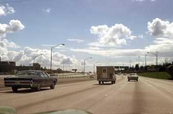 I-5 at 60th, Seattle, WA. 1973