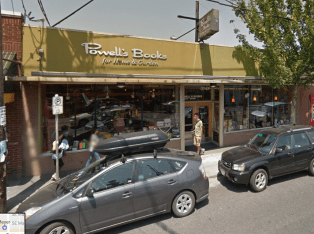 Powell's Books for Home and Garden. Photo: Google, 2015