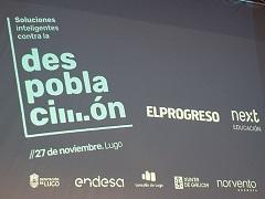 Xornadas de solucións de despoblación en Lugo