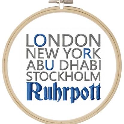 Ruhrpott Städte