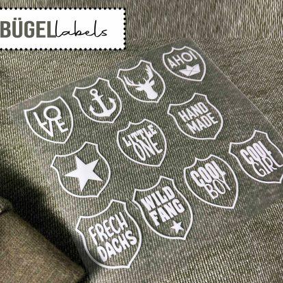 Label Wappen