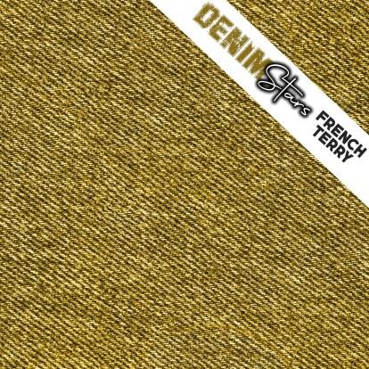 DenimStars Stoff Senf