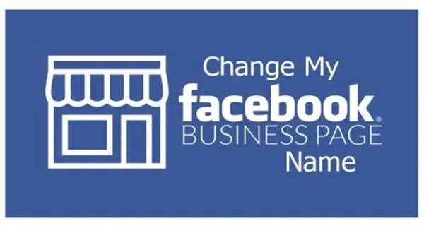 Change My Facebook Business Page
