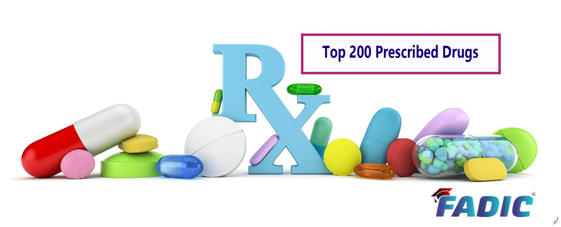 Top 200 Drugs To Memorize In Your Daily Clinical Practice
