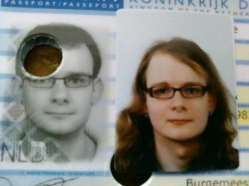 Paspoortfoto's