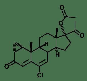 Cyproteron-Acetaat