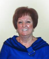 Nicole Bergeron Cyr, présidente