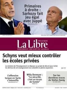 LM.NET - EN BREF LM FB sarko juppé (2016 08 29) FR