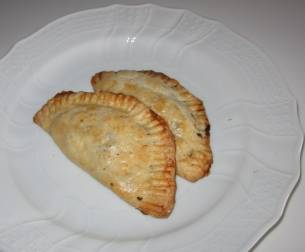 Empanada Frozen pie crusts pastry
