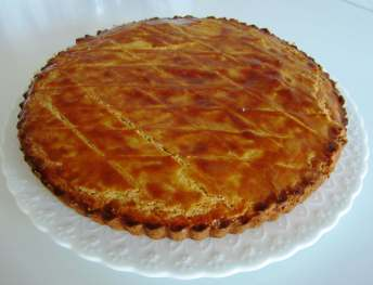 Breton Butter Cake - Fae's Twist & Tango