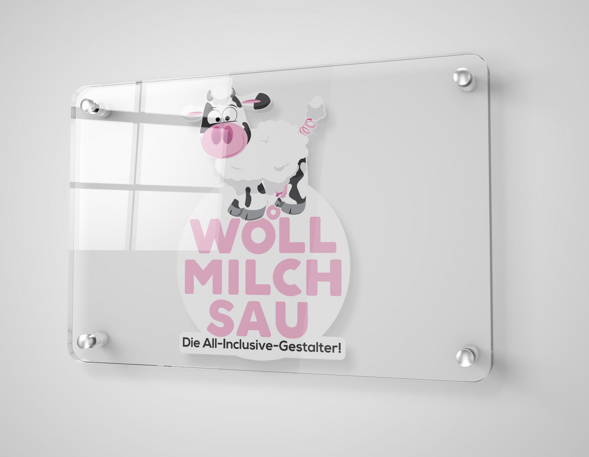 Wollmilchsau Logo