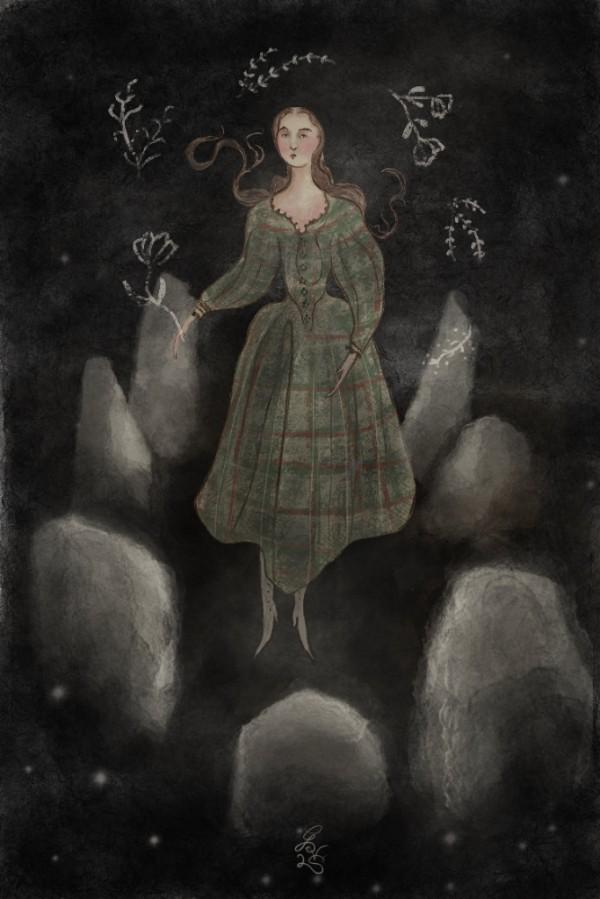 Guinevere von Sneeden Faerie Magazine Outlander Issue Autumn 2018