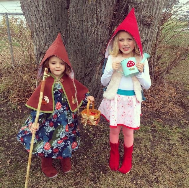 fall faeries