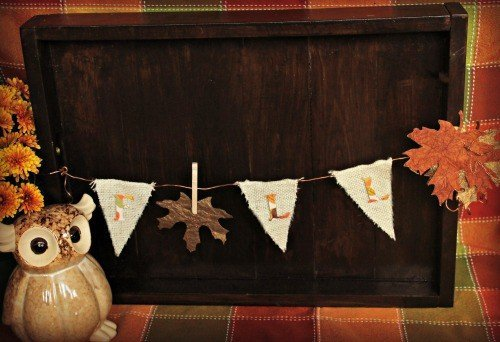 Woodworking, DIY, Projects, Fall, Decor