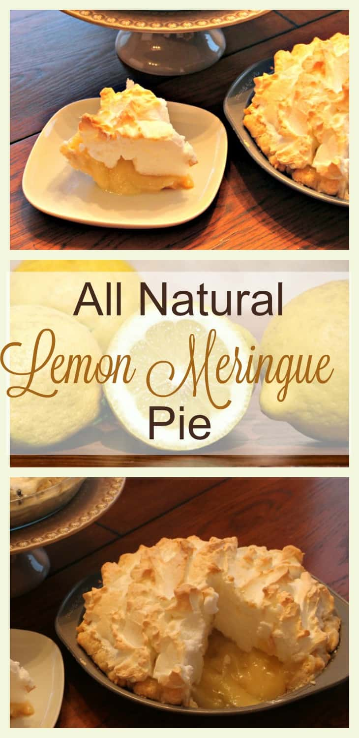 Lemon Meringue Pie, Lemon Meringue Pie Recipe, Meringue Recipe, All Natural, Home made Pie