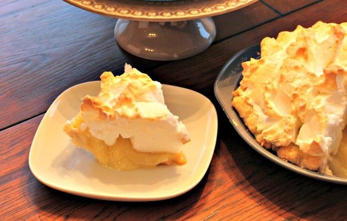Lemon Meringue Pie, All Natural Pie, Lemon Meringue Pie Recipe, Lemon Pie, Meringue Recipe