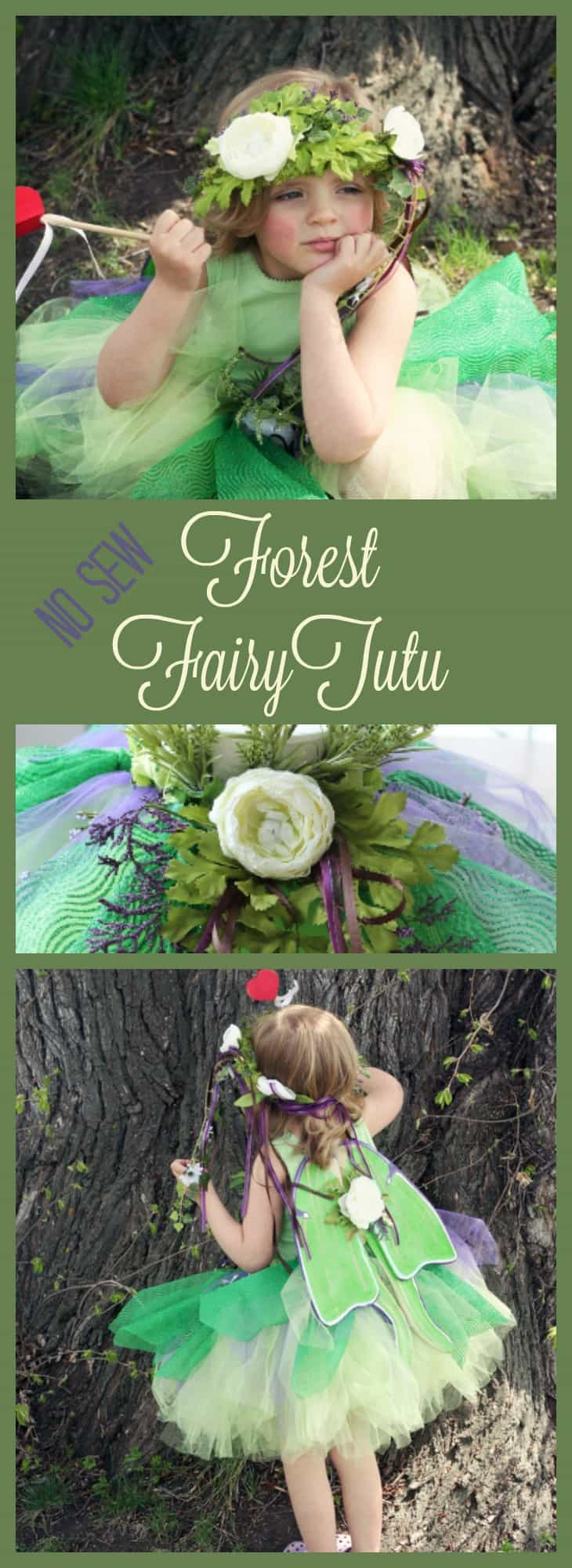 forest fairy tutu, fairy costume, tutus for girls fairy tutu diy fairy tutu, no sew tutu, no sew fairy tutu