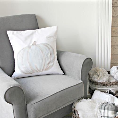 Home Decor, DIY, Pumpkin, Sewing, Fall